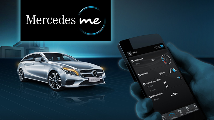 The Latest Edition Of Mercedes Me Apps