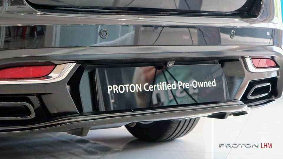 Proton's Used Car Management Expansion