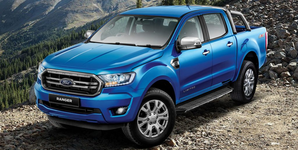 Ford Malaysia's Rebates For Its Ford Ranger