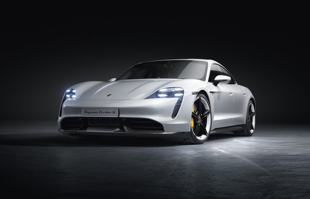 Porsche Taycan Is The Most Innovative Car In The World Declared By Scientists
