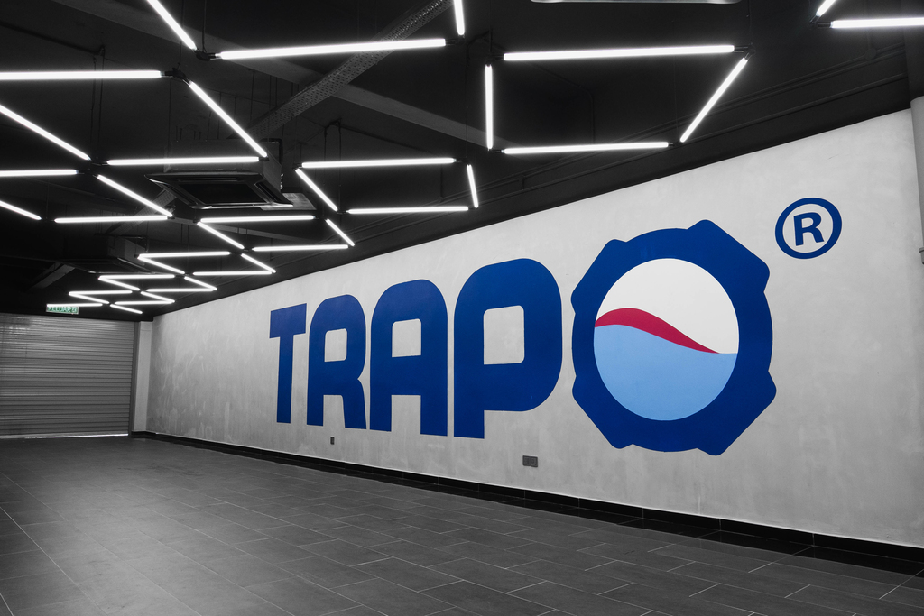 TRAPO Eyes For More Expansion