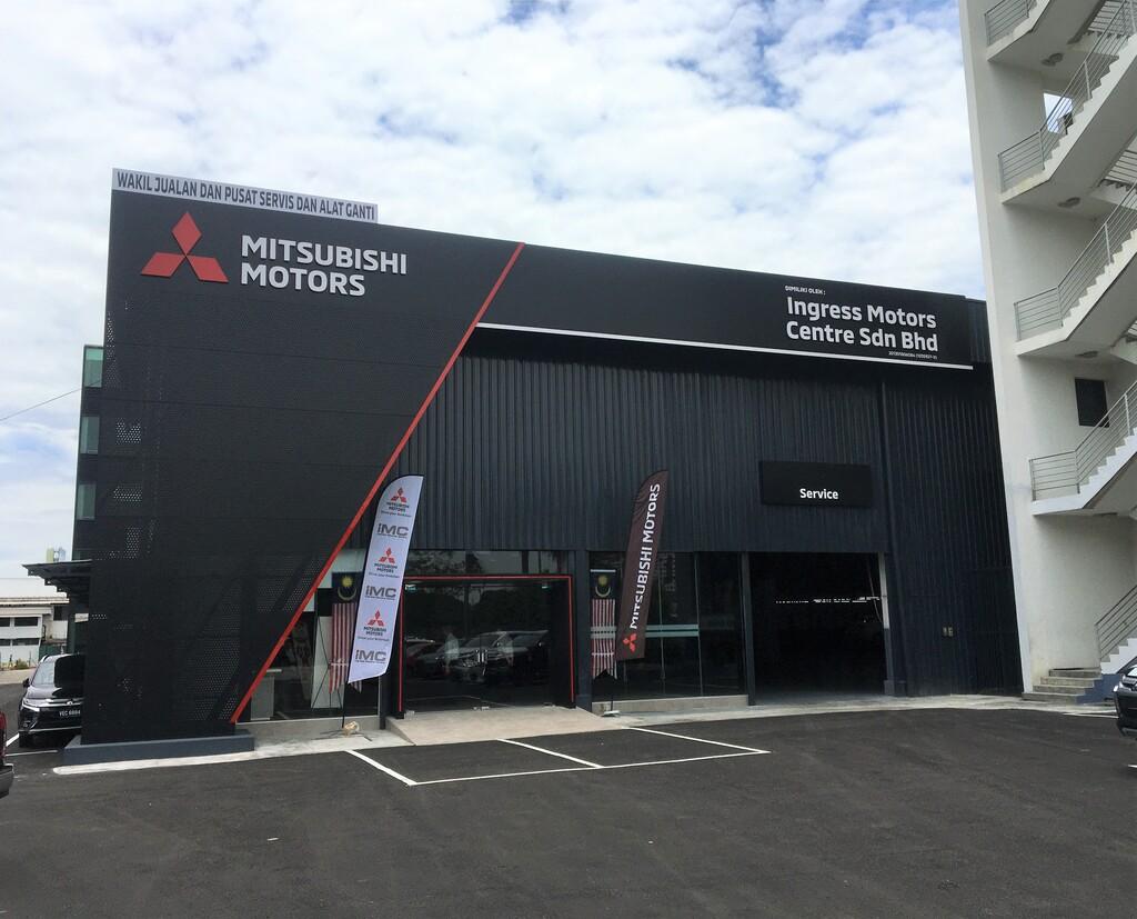 New Mitsubishi Motors Malaysia 3S Centre In PJ