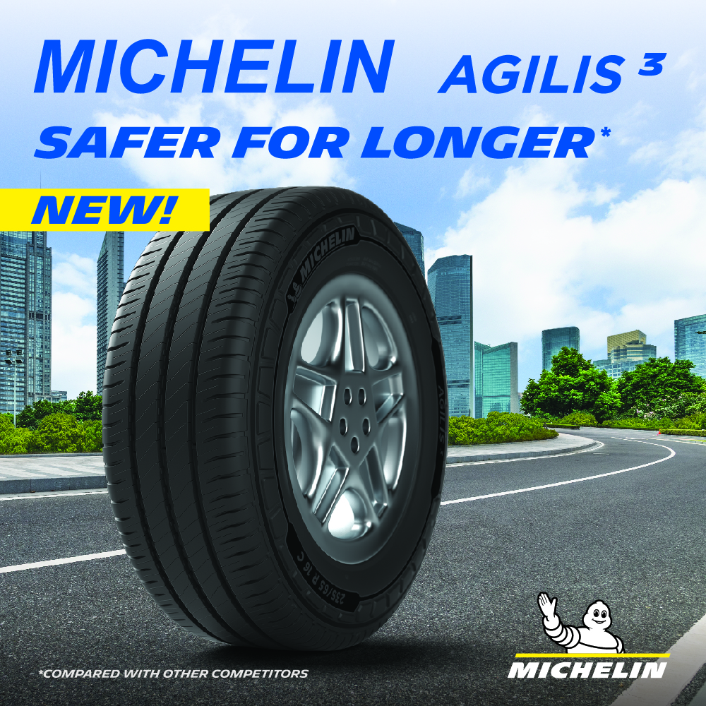 Here Comes The New Michelin Agilis 3
