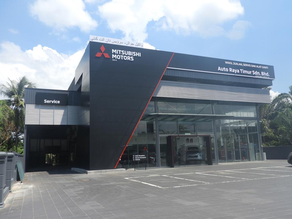 Mitsubishi Motors Malaysia's New 3S Centre In Temerloh