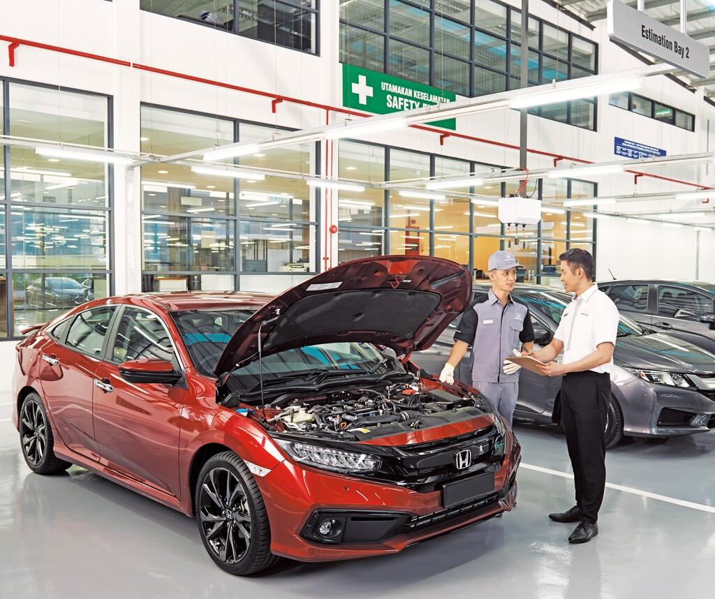 Honda's Updated Insurance Plus
