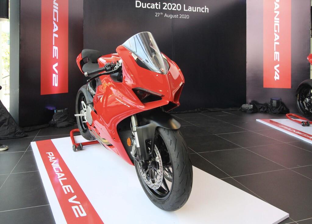 Ducati Trio Launched!
