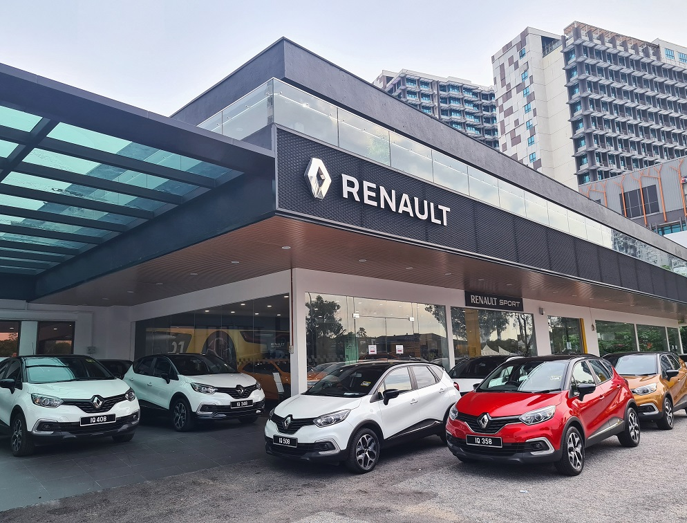 Renault Captur's Updated Subscription Plan