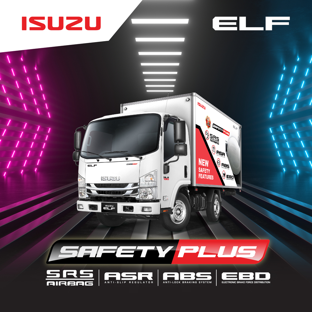 Isuzu Malaysia Introduced 18 Variants Of ELF Light-Duty Trucks