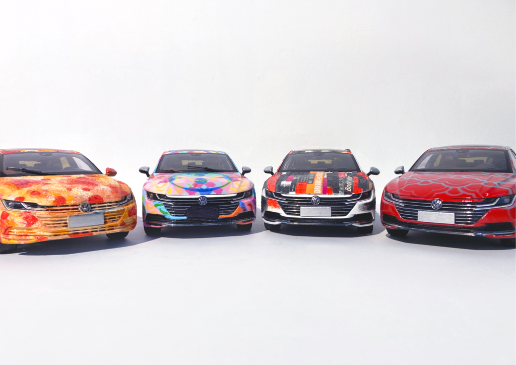 Bid For Your Favourite Arteon Scale Models!