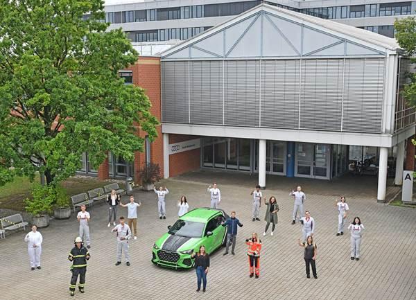 Audi Apprentice Programme