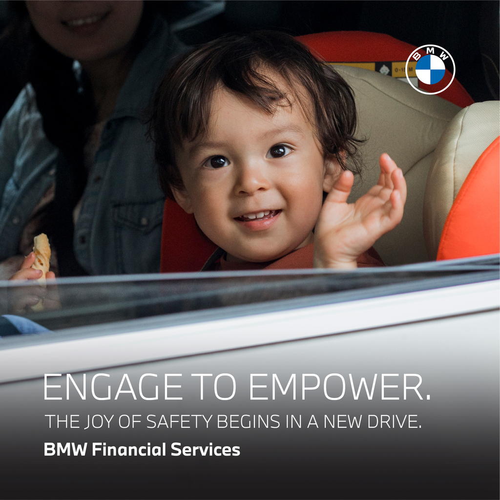 BMW Group Financial Services Malaysia Supports The Adoption Of Child Safety Seat