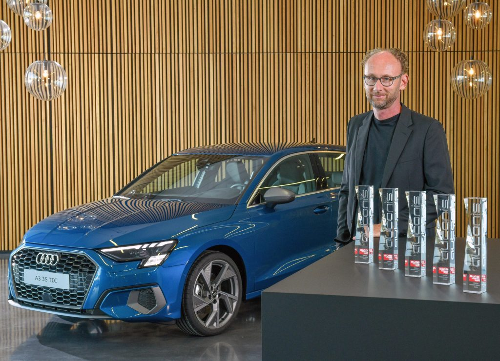 Audi Wins Big At Autonis Awards