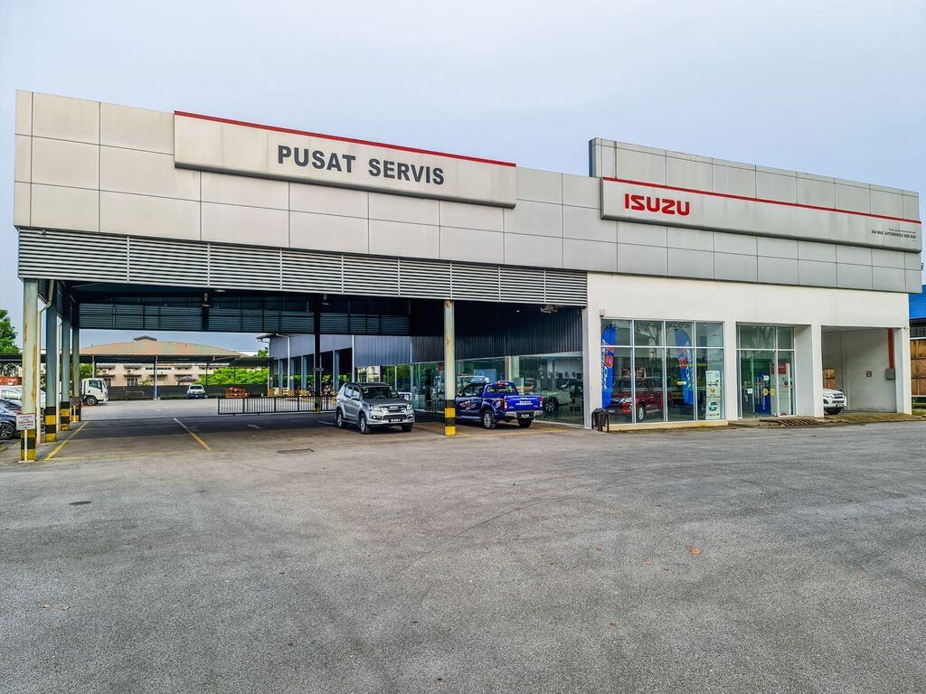 First Isuzu Medium And Heavy-Duty Truck Dealership In East Malaysia