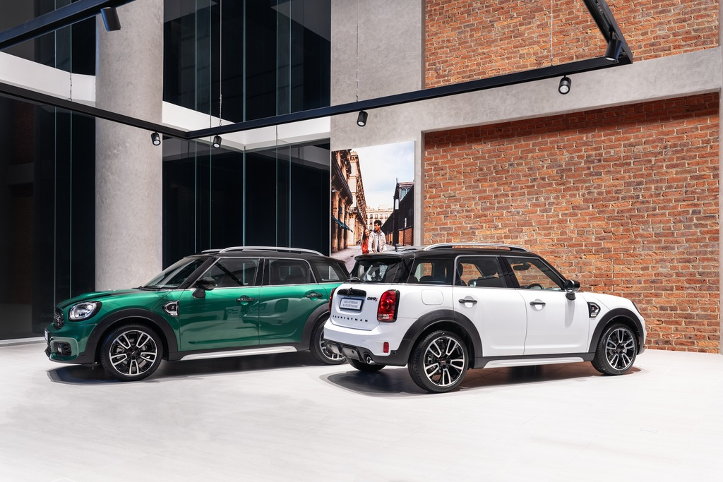 Two Variants Of The Limited Edition MINI Countryman Sports Available In Malaysia