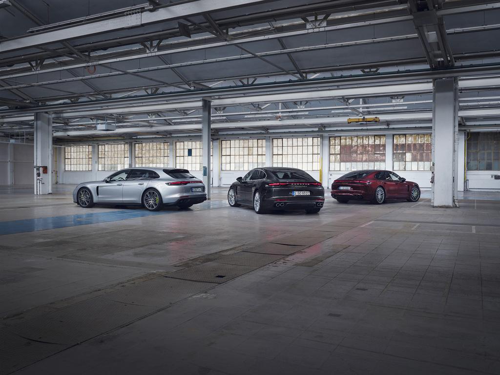 Porsche Completes Its Panamera Product Range