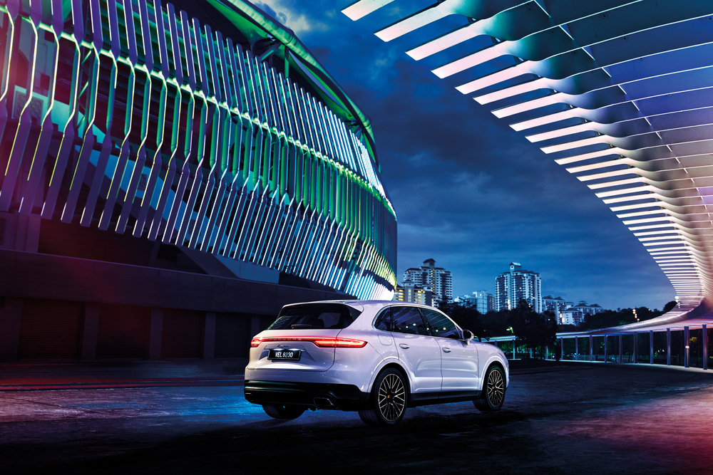 Porsche Cayenne Gets An Enhanced Premium Package