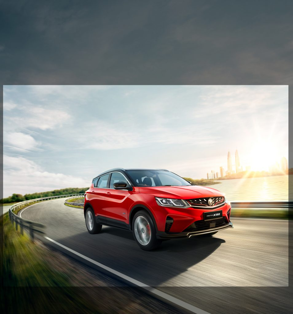 The Proton X50 Is Finally Here