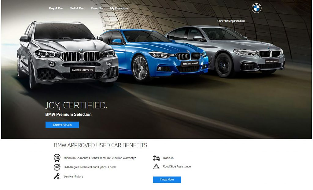 BMW Group Malaysia Certified Pre-Owned And Used Cars Portfolios Goes Digital