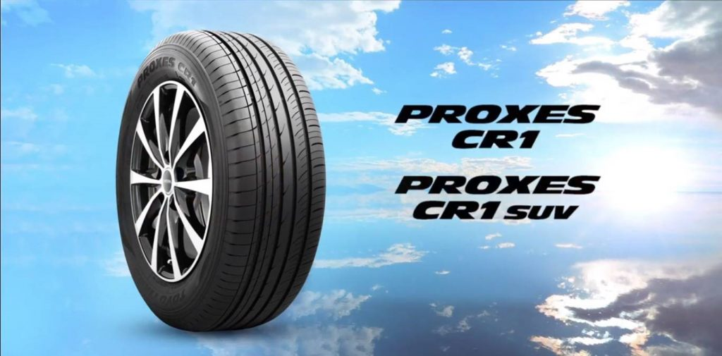 Toyo Proxes CR1 Tyres Launched