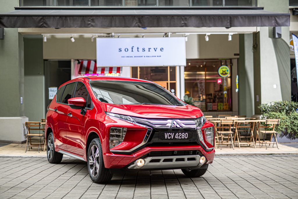 Mitsubishi Motors Malaysia Starts Delivery Of New Xpander