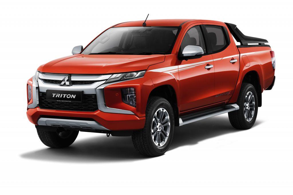 New Colour For Mitsubishi Triton Adventure X