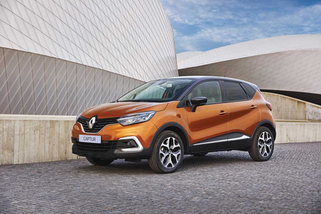 Year End Promotion For Renault Captur