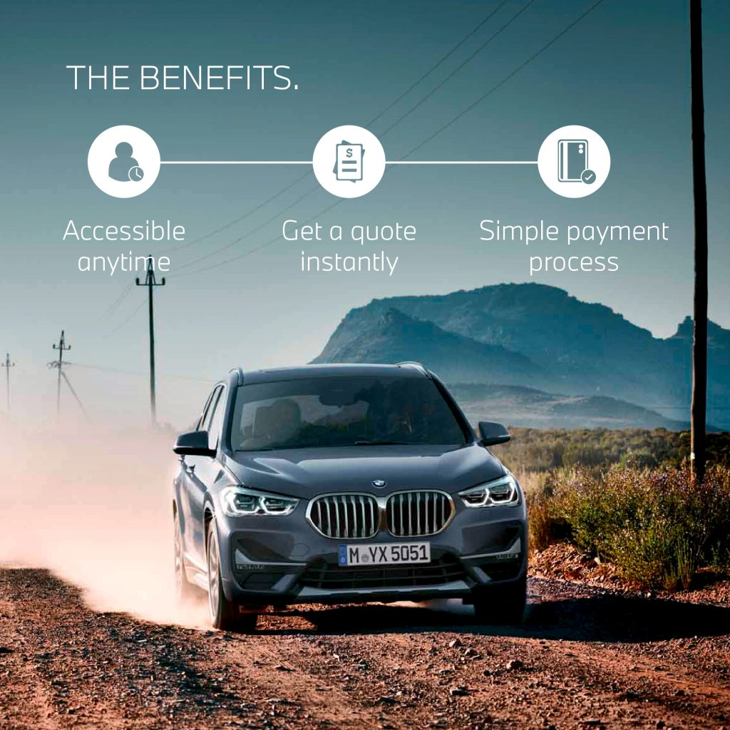i-Renewal Digital Service For BMW and MINI Comprehensive Motor Insurance Programme