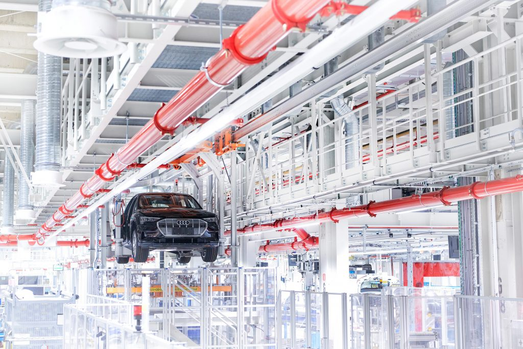 Audi Plans For Carbon Neutral By 2050