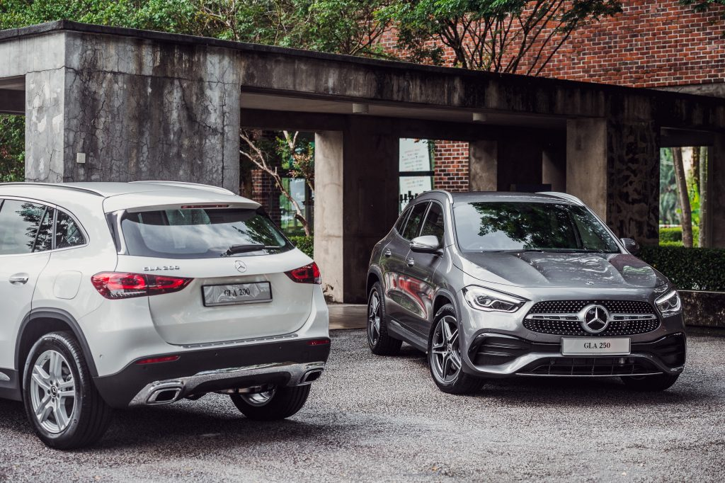 Mercedes-Benz GLA Launched In Malaysia