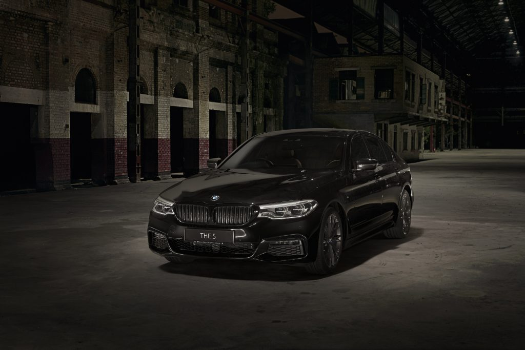 BMW 530i M Sport Dark Shadow Edition – Only 36 Units Available