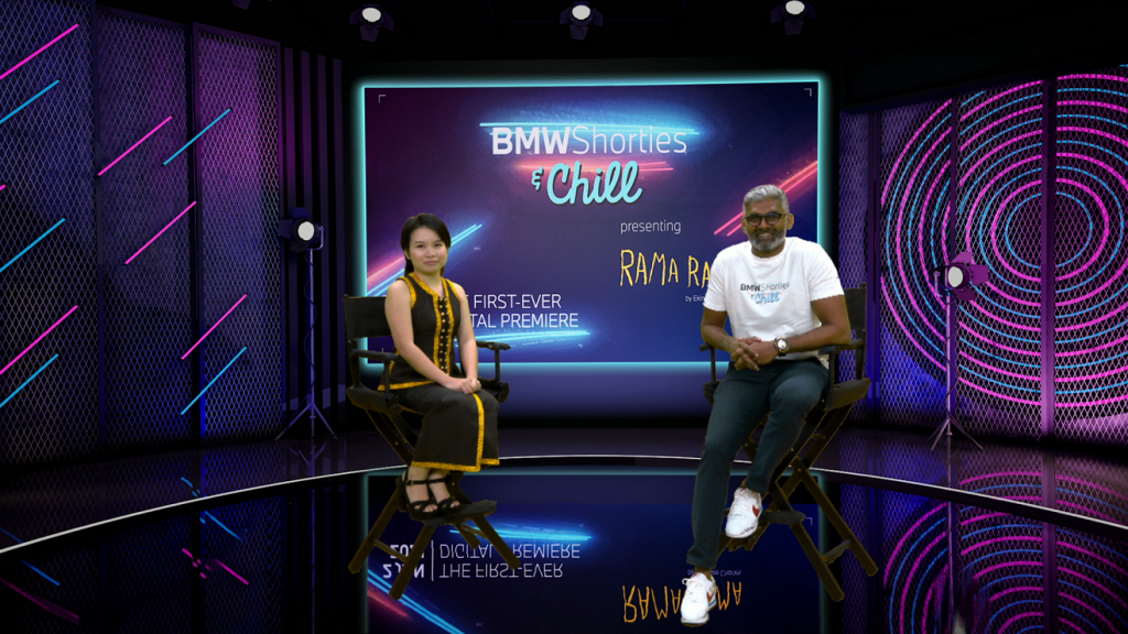 BMW First Ever Shorties Digital Premiere