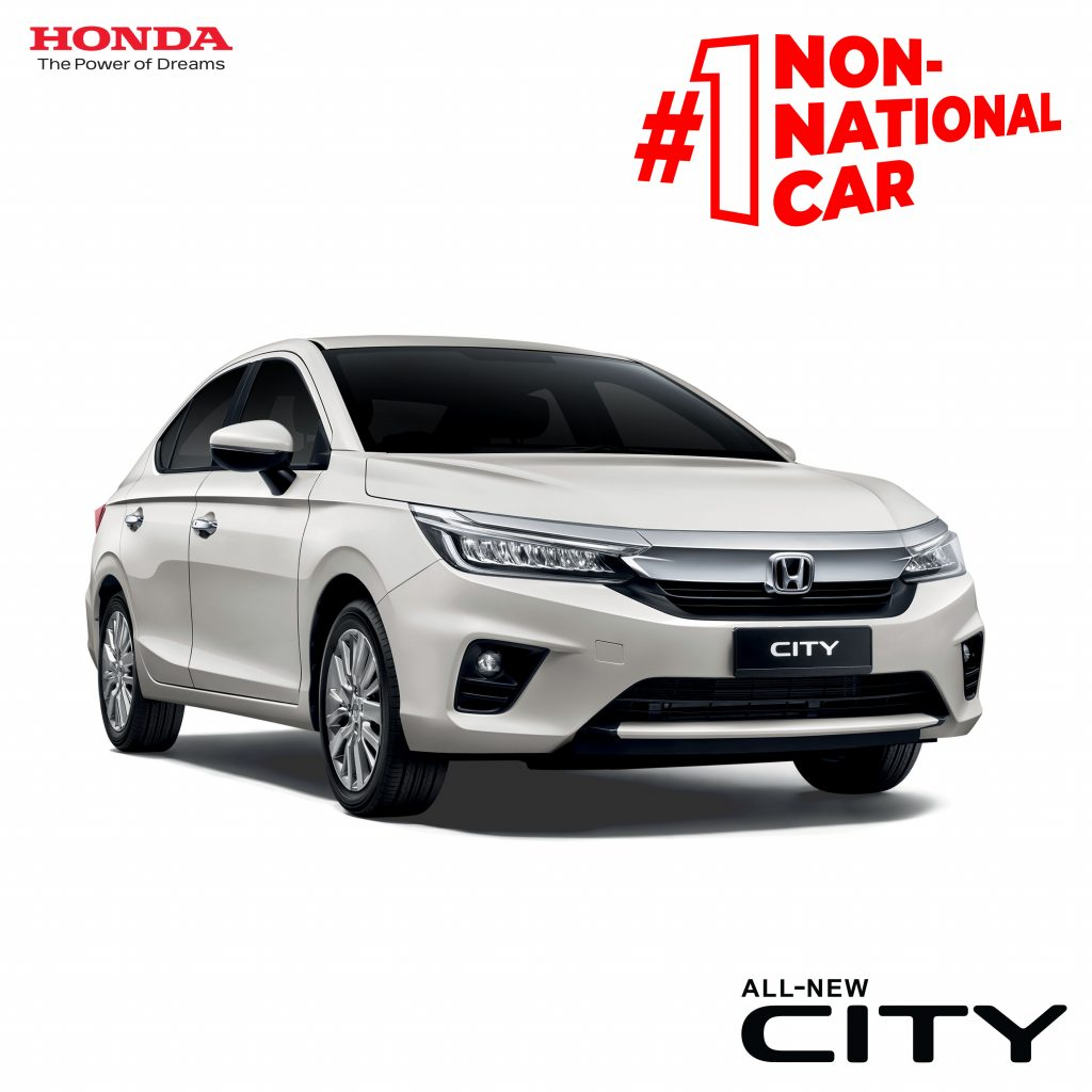Honda Malaysia Maintains Its No. 1 Position In Non-National Segment