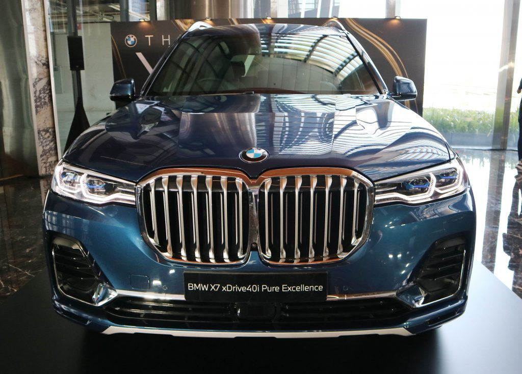 Locally Assembled All-New BMW X7 xDrive40i Pure Excellence – Welcome 2021.