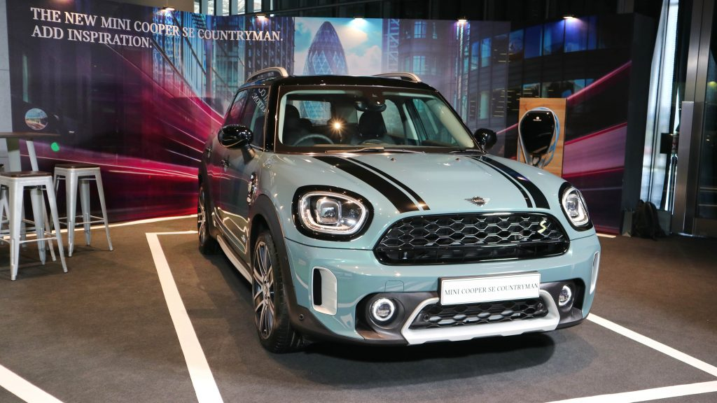New MINI Cooper S Countryman and the New MINI Cooper SE Countryman-Now Assembled in Malaysia