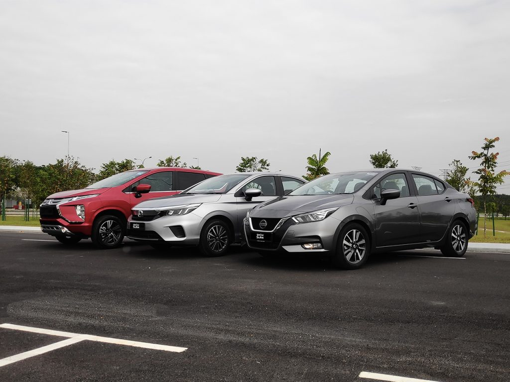 GoCar Malaysia Added Four New Popular Models