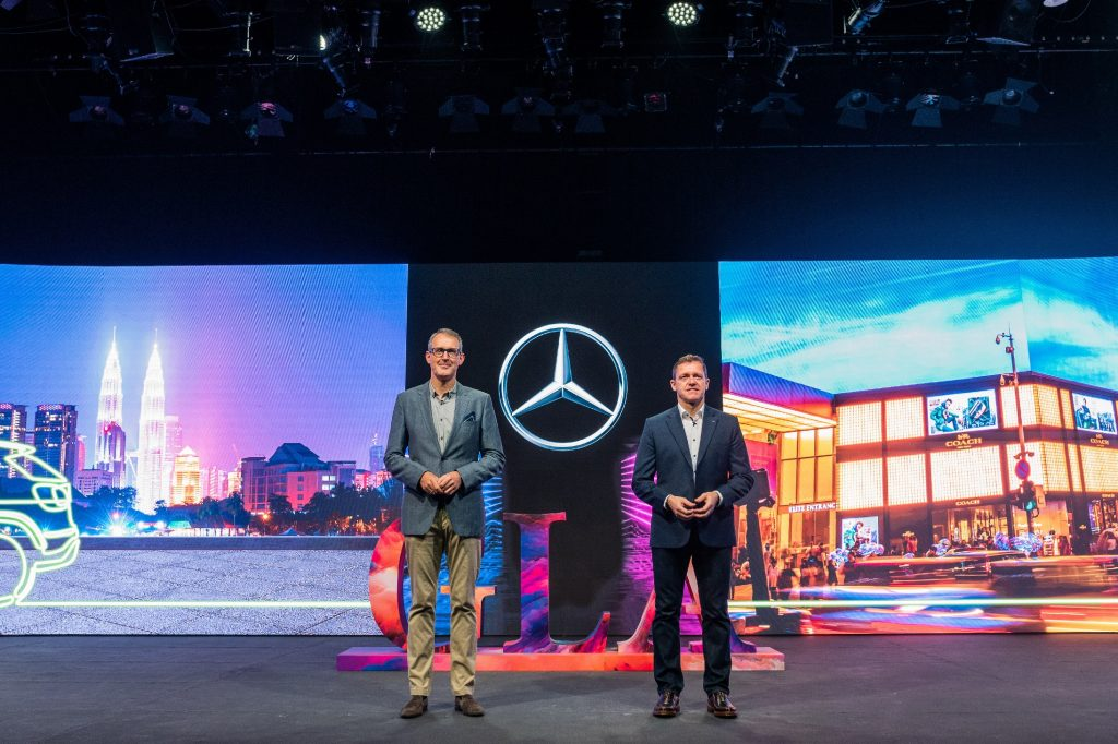 Mercedes-Benz Malaysia strategy for 2021