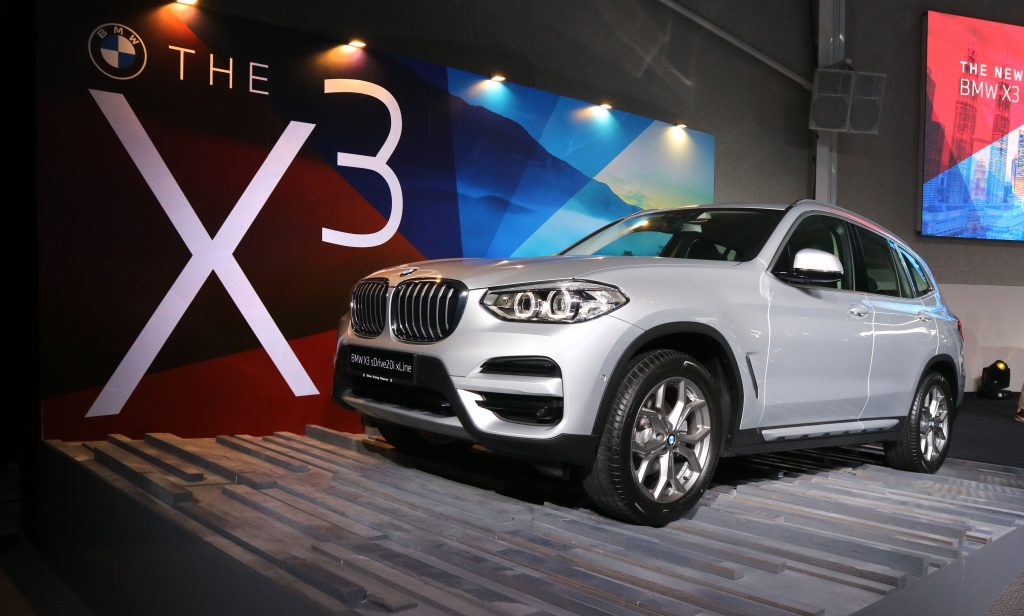 BMW Malaysia Unveils the X3 sDrive20i. and First-Ever BMW 330Li M Sport.