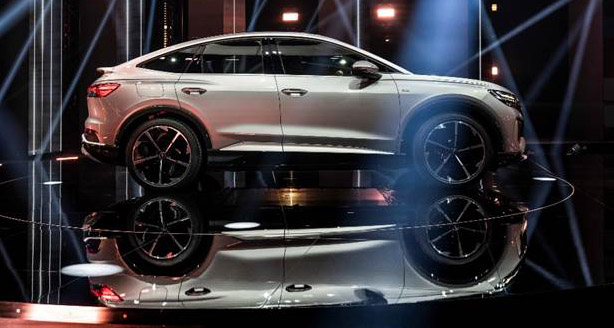 Electrifying the Audi Q4