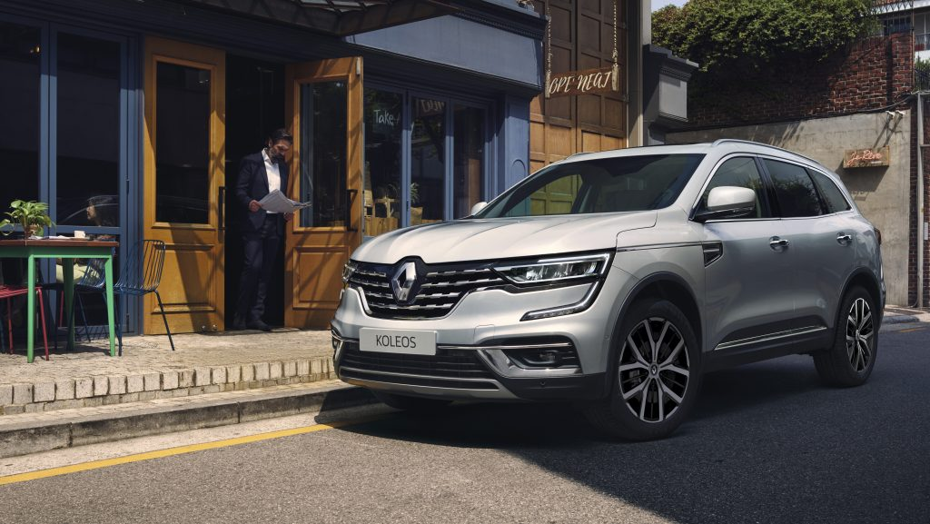 RENAULT FLAGSHIP SUV – THE NEW 2021 KOLEOS IS NOW AVAILABLE, OFFERING GREATER STYLE AND COMFORT