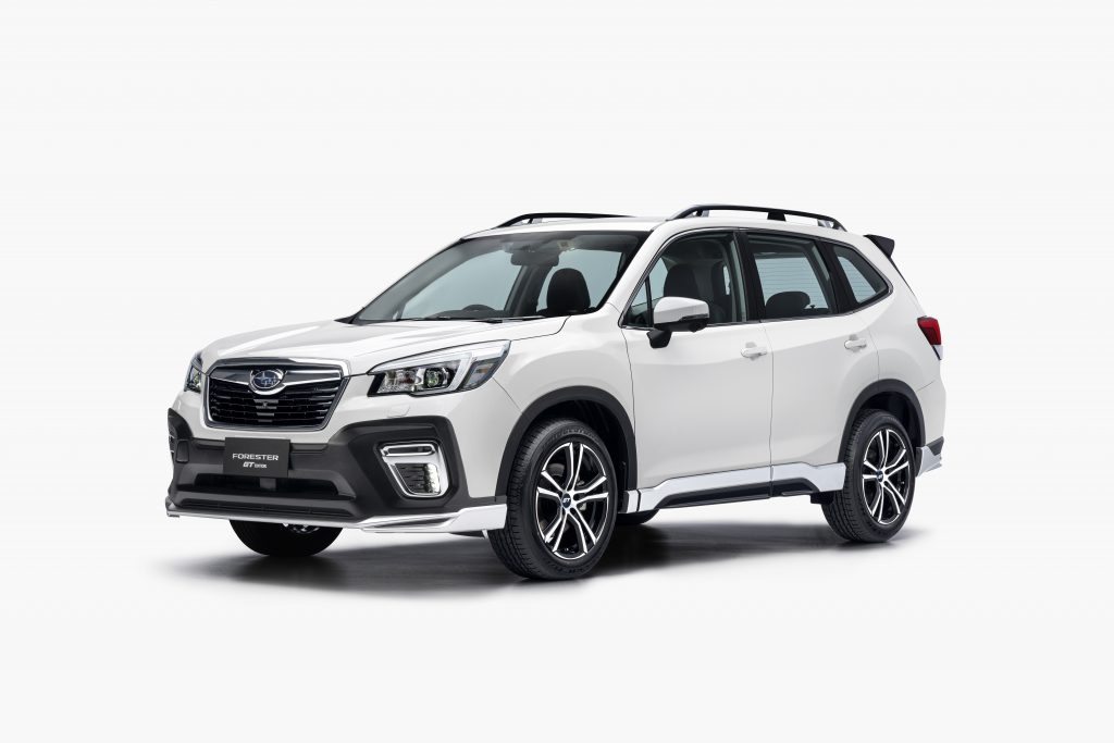 TC Subaru Introduces Forester Promotional Package
