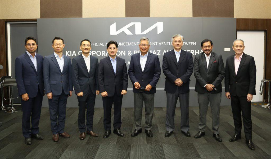 Kia & BAuto Joint Venture