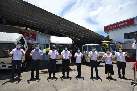 HINO MOTORS APPOINTED AUTO SKYLINE  3S ONE-STOP SOLUTION IN JOHOR BAHRU